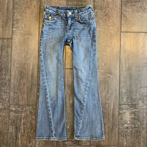 True Religion Kids Girls Flare/Boot Cut Jeans